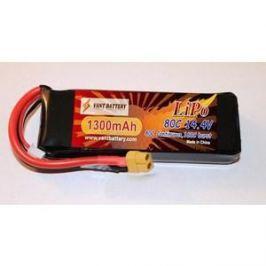 Аккумулятор Vant Li-Po 14.4В 1300мАч 80C 2S (разъемы XT 60)