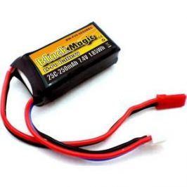 Аккумулятор Black Magic Li-Po 7.4В 2S 25C 250мАч