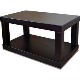 Стол журнальный Мебелик Сакура 2 эко-кожа/венге