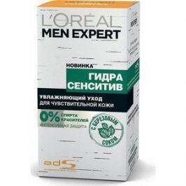 крем L'OREAL Men Expert Уход для лица увлажняющий Гидра сэнситив с березой 50мл