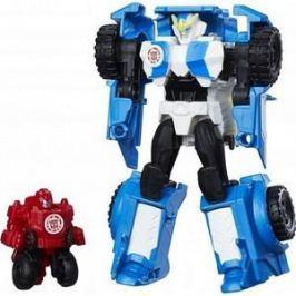 Hasbro Transformers. Трансформеры роботы под прикрытием: Гирхэд-Комбайнер (C0653)