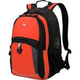 Рюкзак Wenger оранжевый/черный/серый (3191207408)