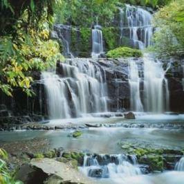 Фотообои Komar Pura Kaunui Falls 368 х 254см. (8-256)