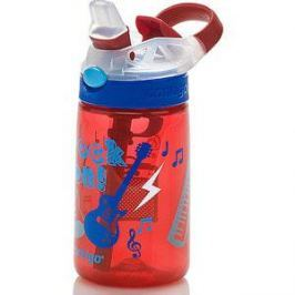 Детская бутылочка для воды 0.42 л Contigo Gizmo Flip (contigo0469) красный