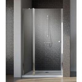 Душевая дверь Radaway EOS II DWJ/L 100x195 (3799442-01L) стекло прозрачное