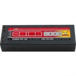 Аккумулятор Team Orion Batteries Carbon Pro V Max Li-Po 8000 110C 7.4В