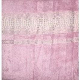 Набор полотенец 6 штук Brielle Bamboo Crocodile 30x50 rose роза (1211-85632)