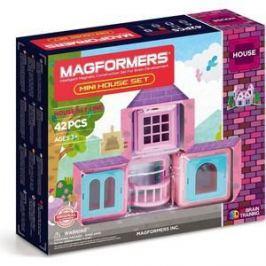 Магнитный конструктор Magformers Mini House Set 42 (705005)