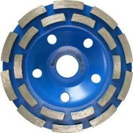 Чашка алмазная шлифовальная Diam 125х22.2мм по бетону ФАТ-С (000549)