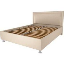 Кровать OrthoSleep Кьянти lite ортопед.основание Сонтекс Беж 80х200