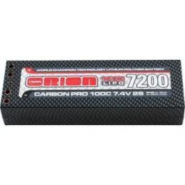 Аккумулятор Team Orion Carbon Pro Li-Po 7.4В 2S 100C 200мАч
