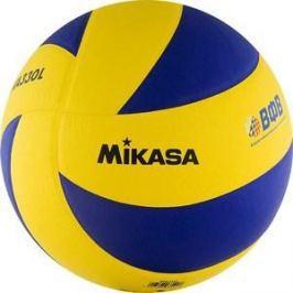 Мяч волейбольный Mikasa MVA330L, р.5, логотип ВФВ