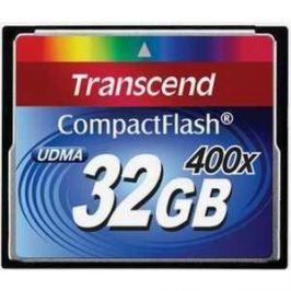 Transcend CF 32GB 400X (TS32GCF400)