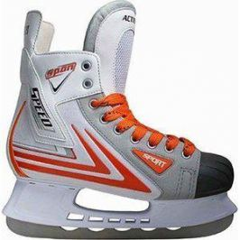 Коньки хоккейные Action PW-217 р. 42