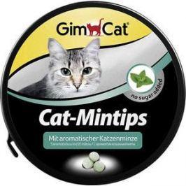 Витамины Gimborn Gimcat Cat-Mintips No Sugar Added с ароматом кошачьей мяты без сахара для кошек 330таб (408057)