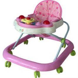 Ходунки BabyHit Action розовый