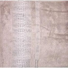 Набор полотенец 6 штук Brielle Bamboo Crocodile 30x50 mocha мокко (1211-85634)