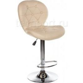 Барный стул Woodville Prima бежевый