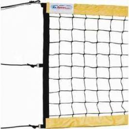Сетка для пляжного волейбола Kv.Rezac 15015898006, цвет черный