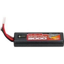 Аккумулятор Team Orion Batteries Rocket Pack V Max Li-Po 3000 55C Round (LED)