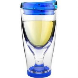 Термокружка  0.48 л Asobu Ice vino 2go голубая (IV2G blue)