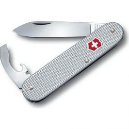 Нож перочинный Victorinox Alox Bantam 0.2300.26 (84мм 5 функций, алюминиевая рукоять, серебристый)