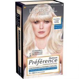 L'OREAL Preference Краска для волос тон 6 платина суперблонд осветленный