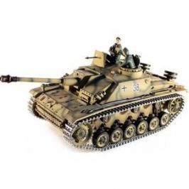 Радиоуправляемый танк Taigen Sturmgeschutz III HC Pro масштаб 1:16