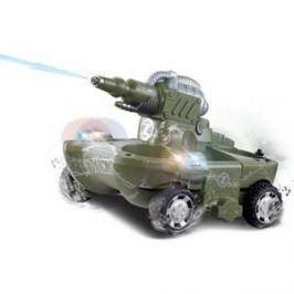 Радиоуправляемый танк-амфибия YED Amphibious Green Tank 35Mhz