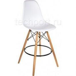 Барный стул Woodville Eames PC-007 белый