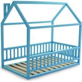 Кровать Anderson Дрима МБ голубая 90x190