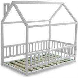 Кровать Anderson Дрима МБ белая 80x190