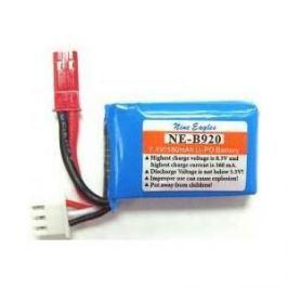 Аккумулятор Nine Eagles Li-Po 7.4В 2S 20C 180мАч