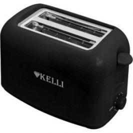 Тостер Kelli KL-5069 чёрный