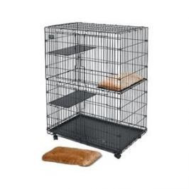 Клетка Midwest Collapsible Cat Playpen 90x59x121h см для кошек