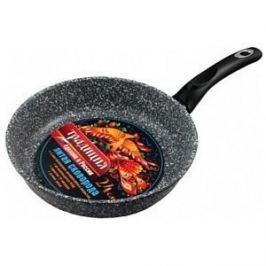 Сковорода d 28 см Традиция Мрамор (ТМ2281)