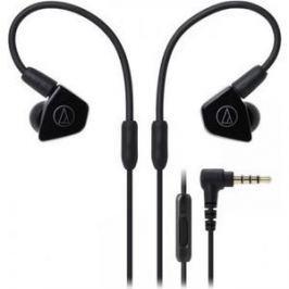 Наушники Audio-Technica ATH-LS50 iS black