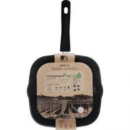 Сковорода гриль 24 см Renard Гриль Champagne (RC24G)