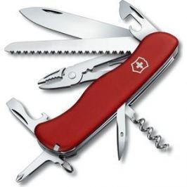 Нож перочинный Victorinox Atlas 0.9033 (с фиксатором лезвия, 16 функций, красный)
