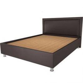 Кровать OrthoSleep Кьянти lite жесткое основание Сонтекс Умбер 90х200
