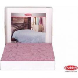 Покрывало Hobby home collection 2-х сп, махровое, Sultan Розовый