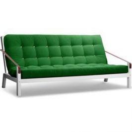 Диван Anderson Локи эмаль-зеленый вельвет