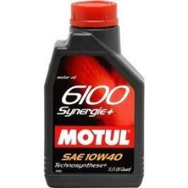 Моторное масло MOTUL 6100 Synergie Plus 10W-40 1 л