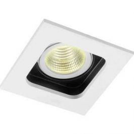 Точечный светильник Donolux DL18614/01WW-SQ White/Black