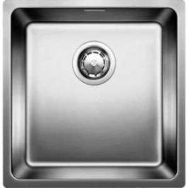 Мойка кухонная Blanco Andano 400-if без клапана-автомата (522957/518311)