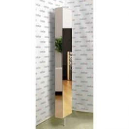 Поворотный зеркальный шкаф Shelf.On Zoom (Зум), металл