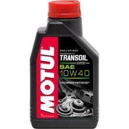 Трансмиссионное масло MOTUL Transoil Expert 10W-40 1 л