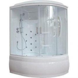 Душевая кабина Royal Bath 150х100х225 стекло прозрачное левая (RB150ALP-T-L)