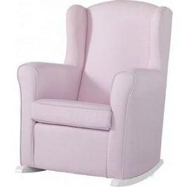 Кресло-качалка Micuna Wing/Nanny white/pink stripes (Э0000016793)