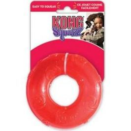 Игрушка KONG Squeezz Ring Large
